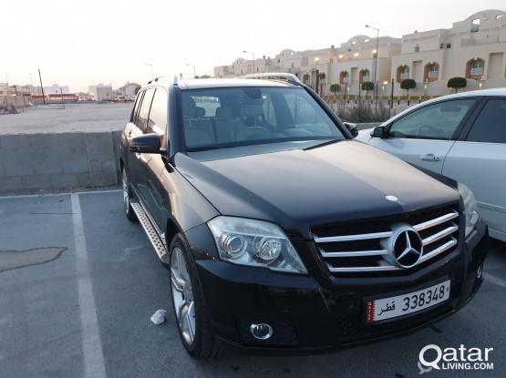 Mercedes GLK 2009