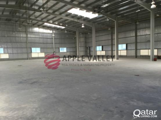 WAREHOUSE FOR RENT MANA TECH (Berkat Al Awamer) GENERAL LICENSE