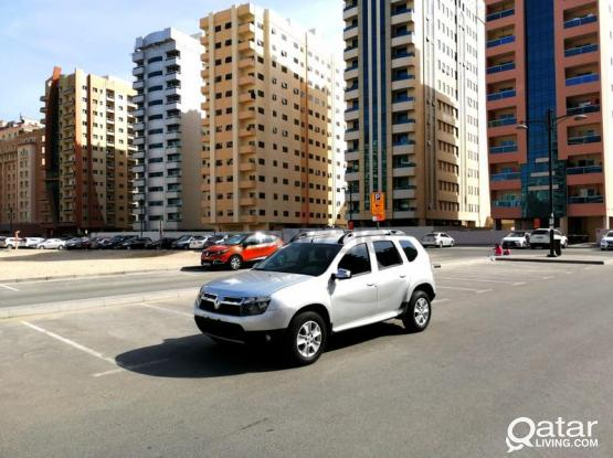 Renault duster available for hire