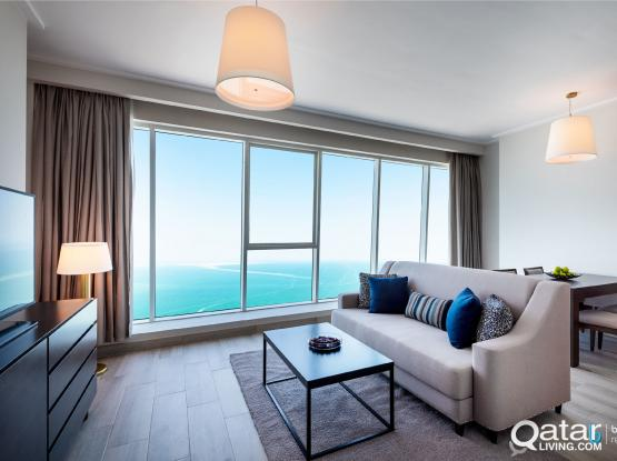 Best deal:City view one Bedroom @Westbay