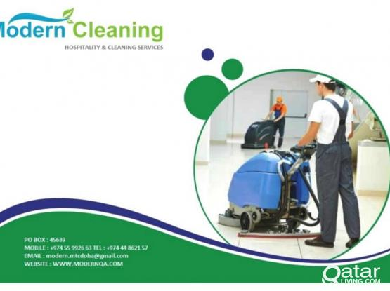 Modern Hospitality & Cleaning WLL.,  77793924