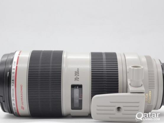canon 70-200 f2.8 IS II L Usm