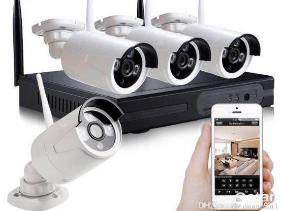 CCTV CAMERA 50 QAR ONLY CONTACT- 77059150