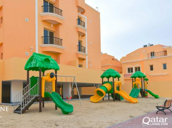 New 2BR Compound + Facilities in Al Waab