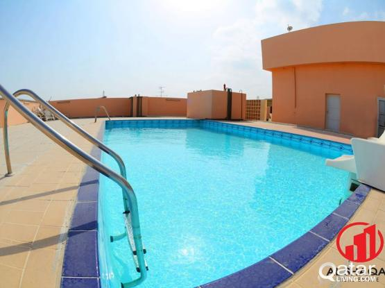 Professional Design | Fully Furnished Apartment With Swimming Pool @Najma