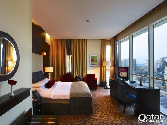 Deluxe Room _ Century Hotel
