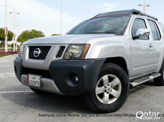 Nissan Xterra S 2010