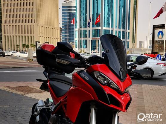 Ducati Multistrada 1200 S 2015