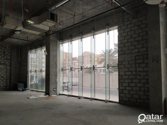 600 Sqm Brand New Showroom at Al Sadd