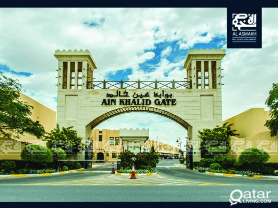 Fully Furnished 2-BDR Apt in Ain Khalid +1 month free!