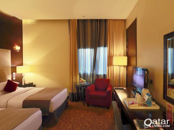 Twin Superior Room - Century Hotel