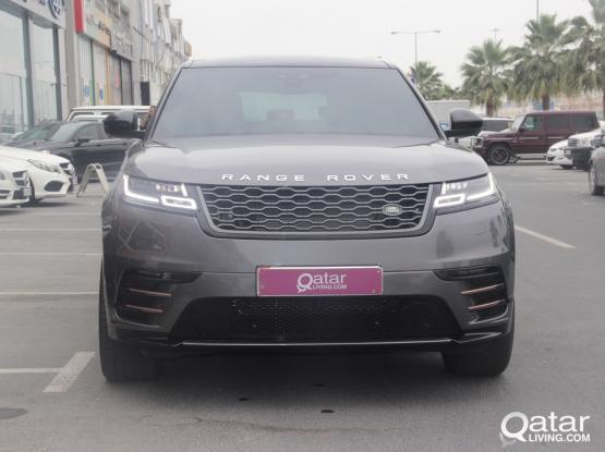 Land Rover Range Rover Velar HSE 2018