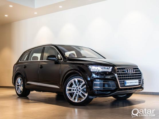 Audi Q7 4.5 TFSI 2016