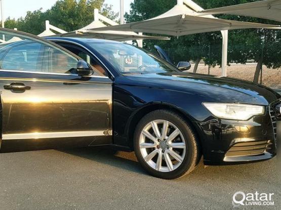 Audi A6 2.0 T 2013