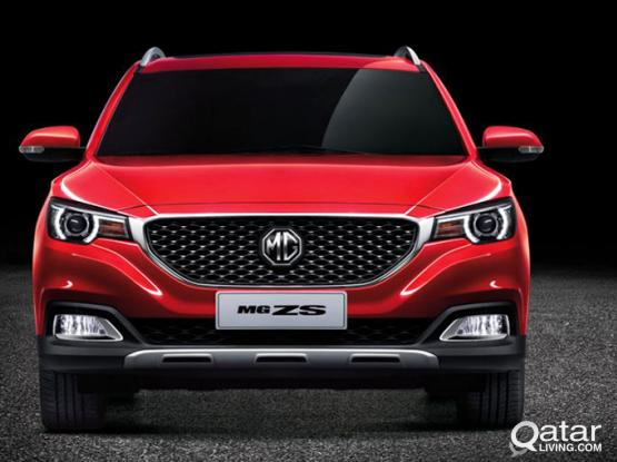 MG MOTORS ZS-2019
