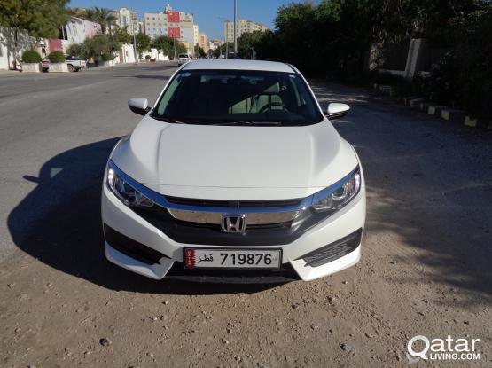 Honda Civic LXi 2016