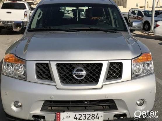 Nissan Armada LE 2008