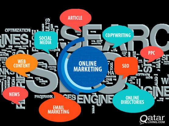 Website Designers Qatar | Best Lowest Affordable Domain + hosting + Website + Promotion
