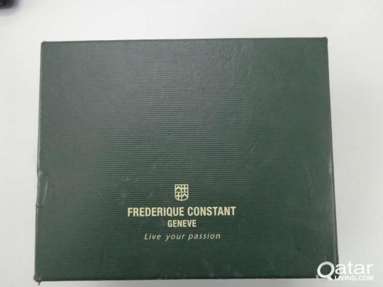 FREDERIQUE CONSTANT (GENEVE) for sale or swap