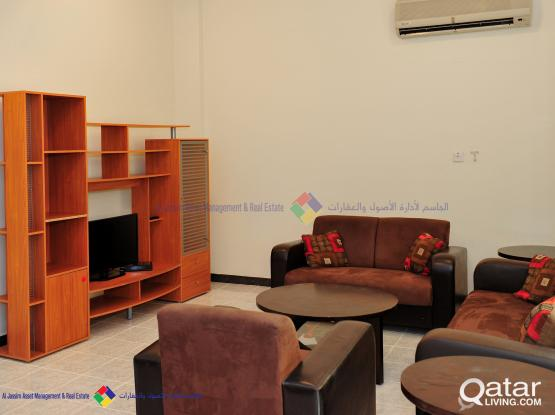 NO COMMISSION! 3 bed Fully Furnished Apartment with 1 month rent free