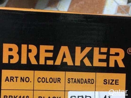 Breaker Safety Shoes