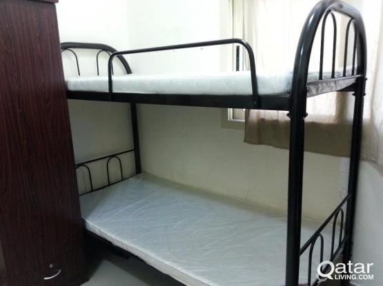 Bedspace Available in Najma for Srilankan or Indian Muslims Only.