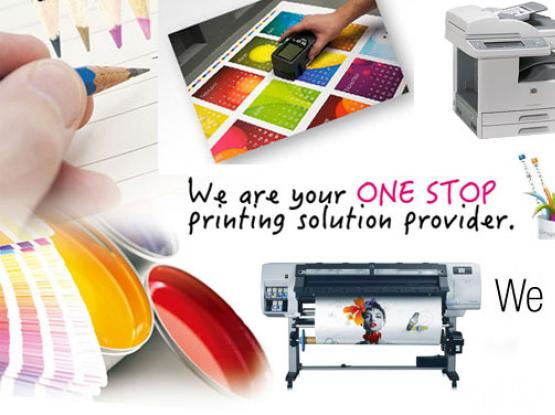 Offset,Digital & Screen Printing