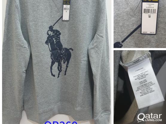 Original Ralph Lauren POLO Armani Sweaters/jacket