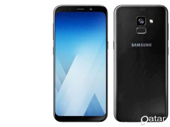 SAMSUNG A6 FOR SALE WITH WARRANTY