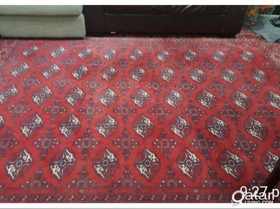 Hand made irani rug/carpet