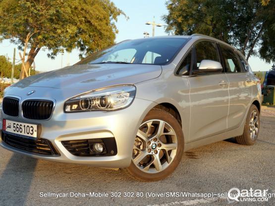 BMW 2-Series 228 i 2015