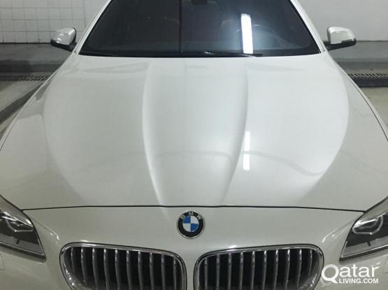 BMW 5-Series 550 i 2015