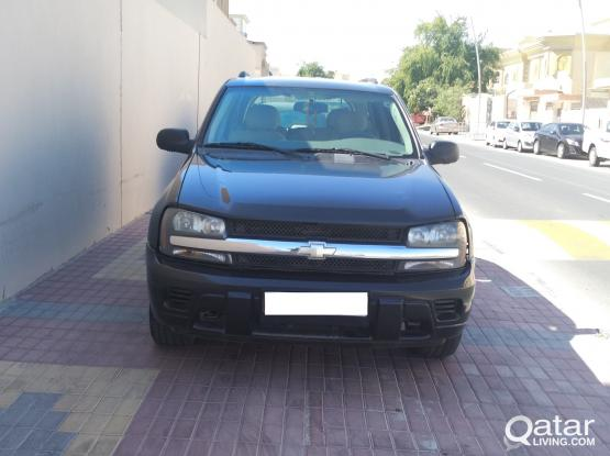 Chevrolet TrailBlazer LS 2007