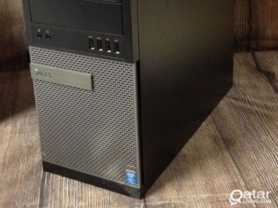 """DELL OPT 9020-i7-8GB-RAM-500GB-HDD-24""""inch Monitor(33971985)"""