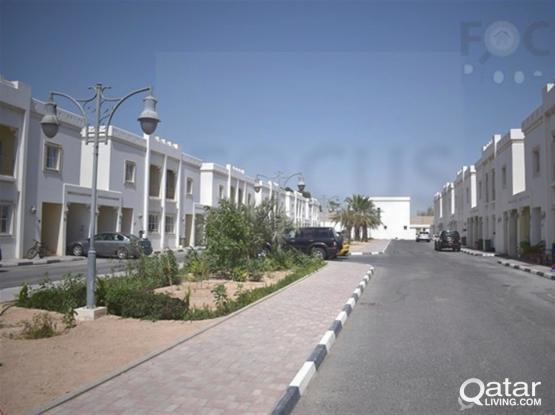 4 BEDROOM FULLY-FURNISHED COMPOUND VILLA IN AL GHARAFA