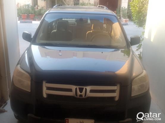 Honda MR-V 2008