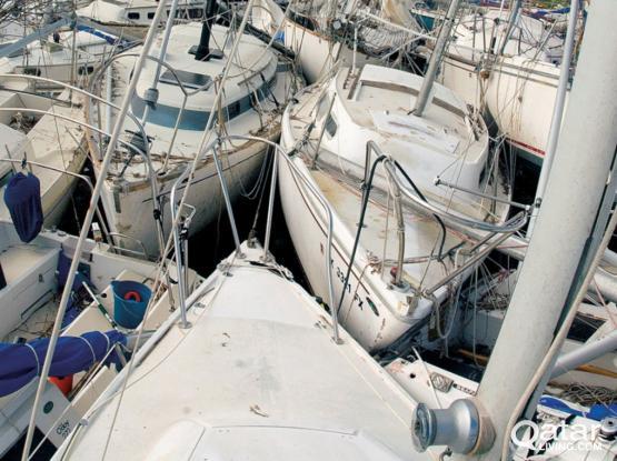 Scrap boats buying