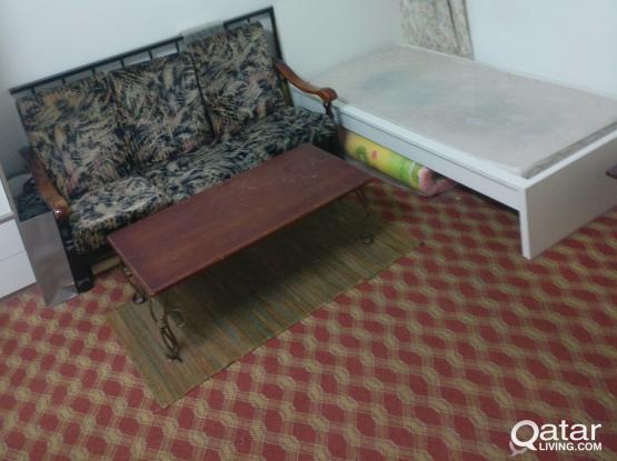 Fully furnished accom for single Indian exec. Bachlor