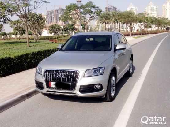 Audi Q5 4.0 TFSI 2016