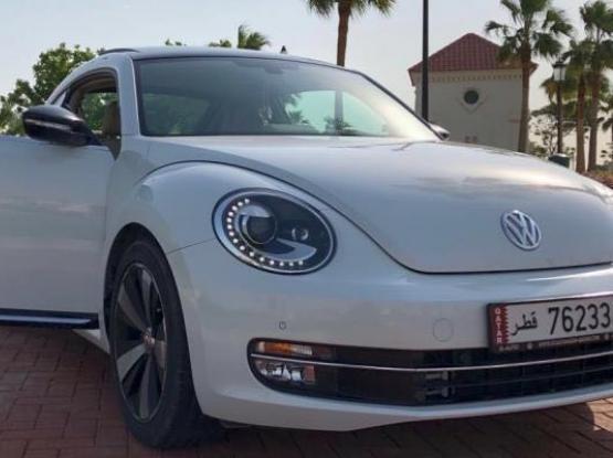 Volkswagen Beetle Turbo 2015