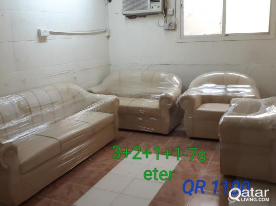 brand new sofas for sell.3+2+1+1-7seterQR 1100