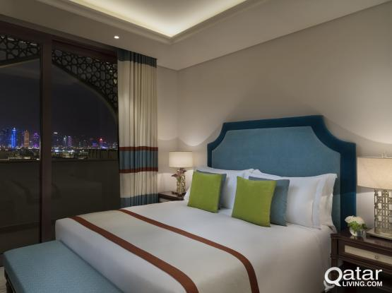 Standard Two Bedroom - Al Najada Hotel Apartments by OAKS