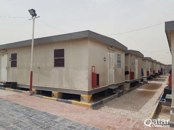 Labour Camp with all facilities at Wukair
