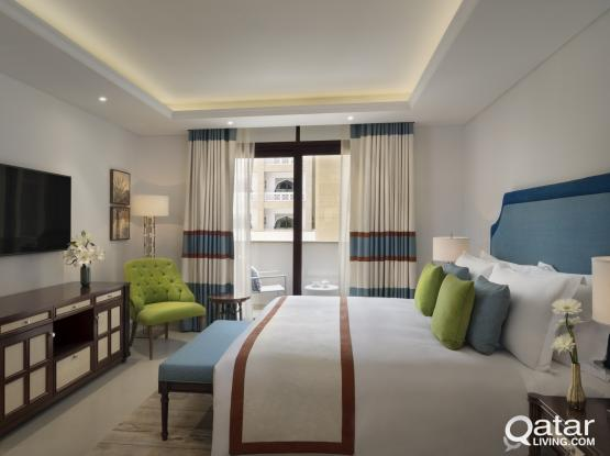 Executive Two Bedroom - Al Najada Hotel Apartment by OAKS