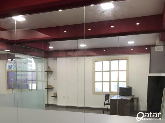 Office space available in wakrah