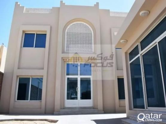 Private villa with majlis and maid room.