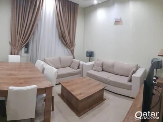 no commission : Furnished apartment in al sadd