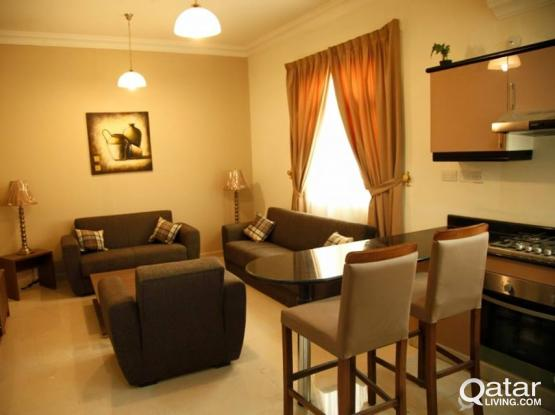Fully Furnished Luxury apartment in Tower in Mushaireb