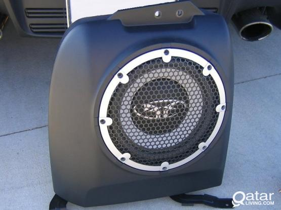 ROCKFORD FOSGATE® Trunk Mounted Subwoofer