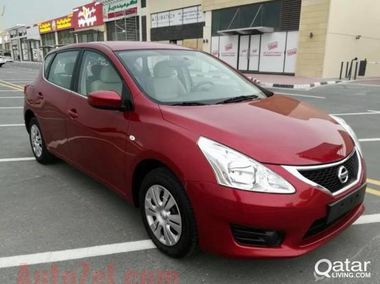NISSAN TIDA AVAILABLE FOR HIRE
